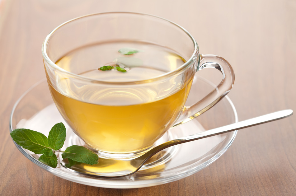 Best Tetley green tea India